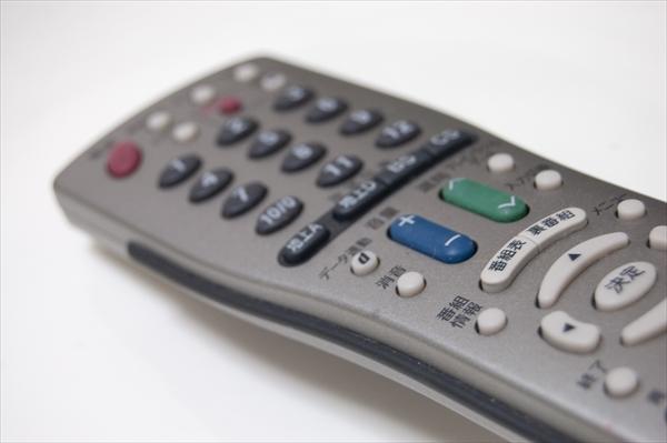家にテレビはないけれど、たまに見るとたのしいテレビ。