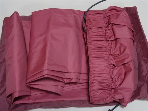 ひさしぶりに45Lのゴミ袋を使ったので、思いきっていろいろつめ込みました。