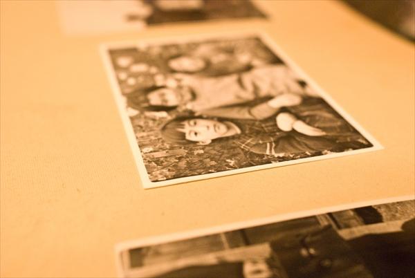 古い写真イメージ