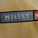 MILLETミレーのリュック(旧型)