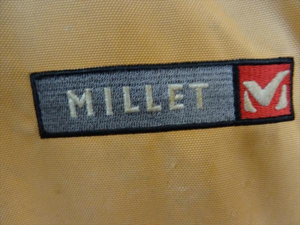 MILLETミレーのリュック