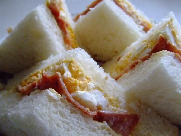 サンドイッチイメージ