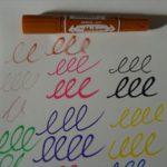 書けなくなった油性ペンを断捨離しようと思ったら。