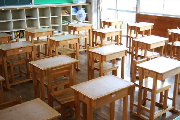 教室の机イメージ