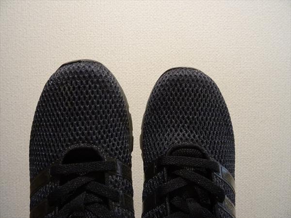 ウォーキングの時はいている靴。