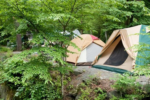 テント、キャンプイメージ