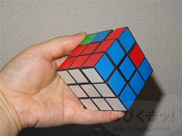 ルービックキューブ6面そろえたい