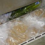やってみると、意外にもなんとかなったので、米は野菜室収納を続行中。