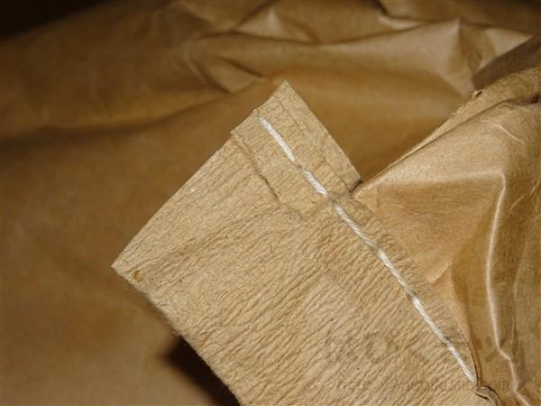 米袋の糸抜き