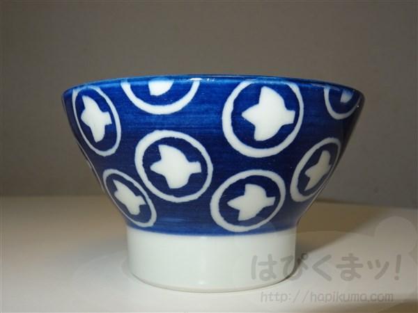 白青、くらわんか碗、ひばり、Sサイズ