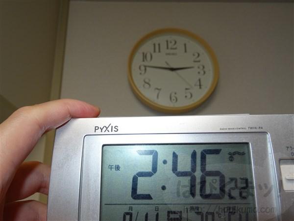 セイコー壁掛け時計KX222A