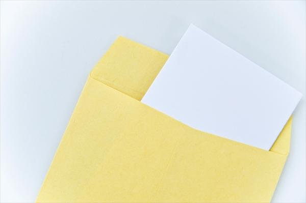 手紙、封筒イメージ