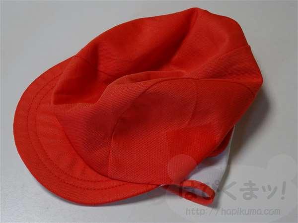赤白帽子、運動会