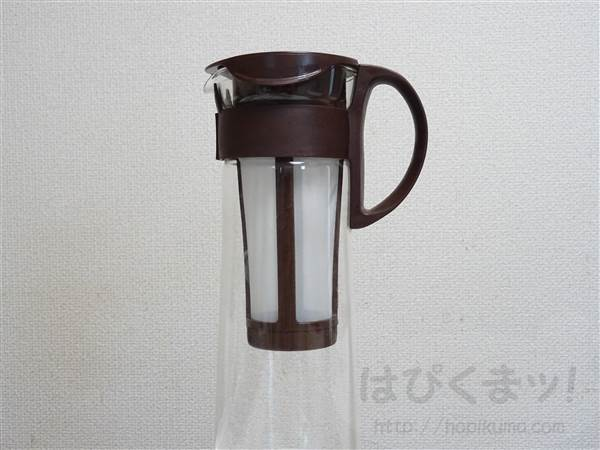 ハリオ、水出しコーヒーポット