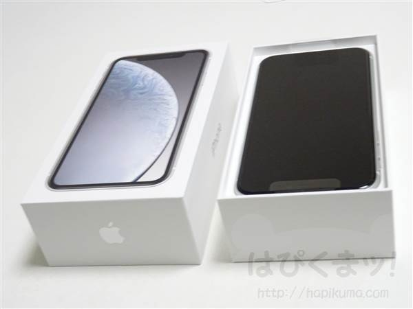 iPhoneXr、女子高生、スマホ